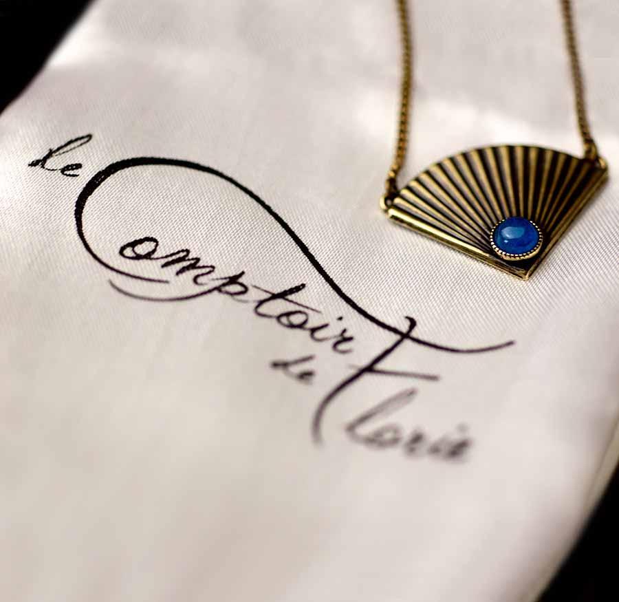 Handmade-fashion-jewelry-bronze-jewelry-women-with-gemstones-made-in-France