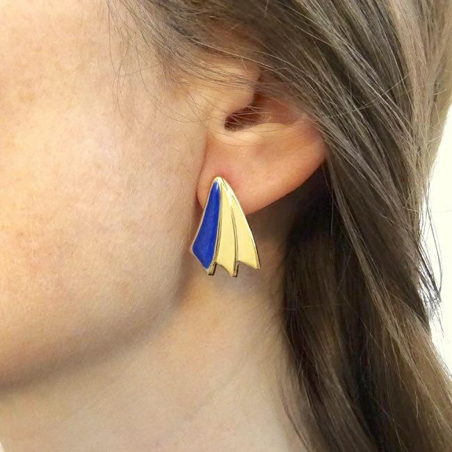 Boucles d'oreilles Vitta