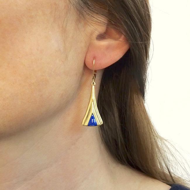 Boucles d'oreilles Eulalia