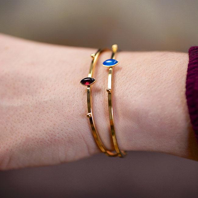 Bracelet Jonc Osiris