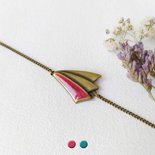 Bijoux-bronze-createur-fantaisie-bracelet-prune-fait-main-paris