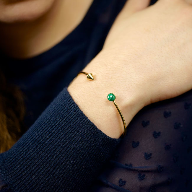 Bracelet Jonc Ingrid
