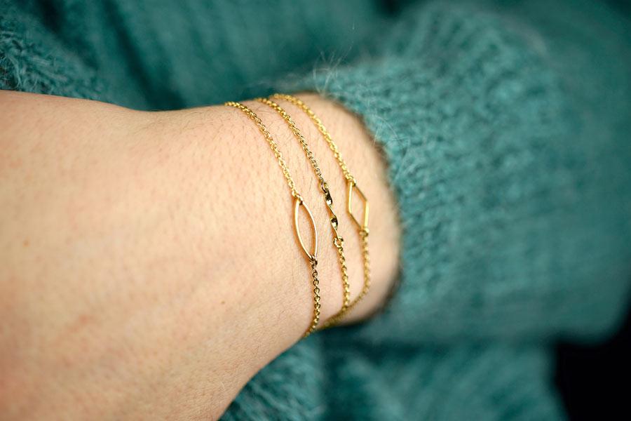 Handmade-gold-plated-bracelet-for-women-fine-made-in-France