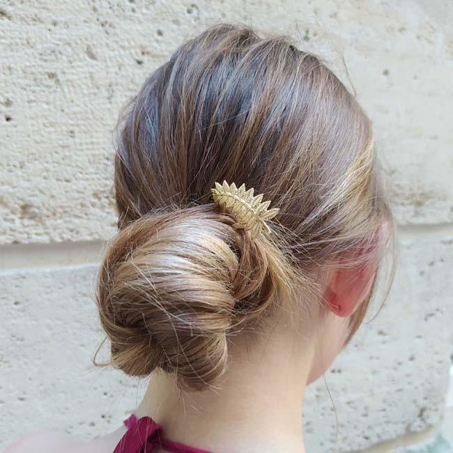Handmade-customed-gold-hair-pin-for-women-made-in-Paris